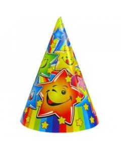 Товары для праздника, Колпак Веселые звезды