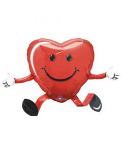 Ходячие шары, Ходячий шар (45 см) Сердце