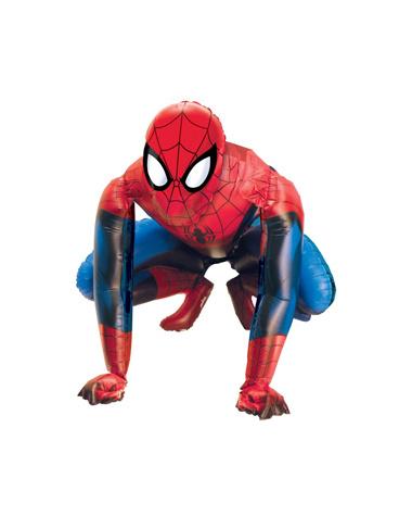Ходячий шар (85 см)  Человек-паук