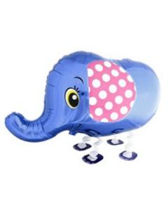 Ходячие шары, Ходячий шар (60 см) Слоник