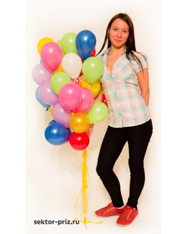 «Маленькие, 5 дюймов» - шары с гелием