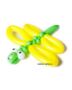 Фигура из шаров «Стрекоза»