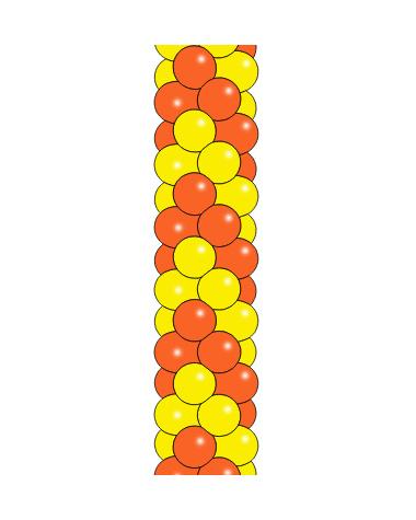 Гирлянда из шаров №1