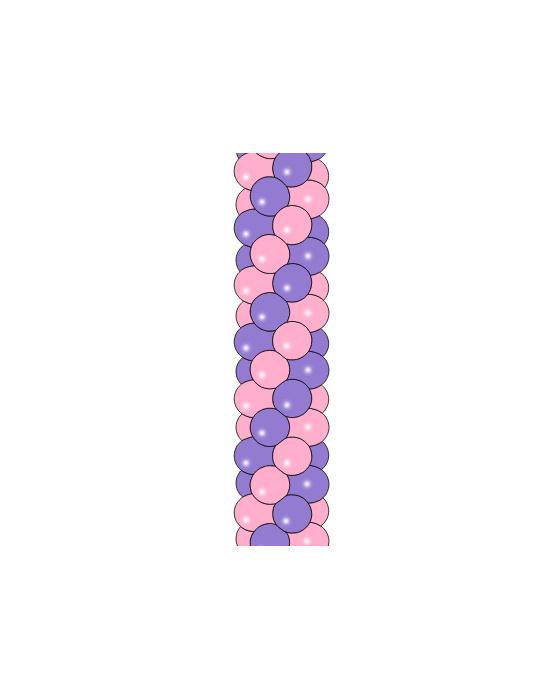 Гирлянда из шаров №2