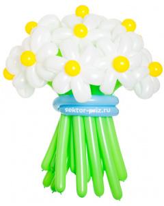 «Классический» — 15 цветов из шаров