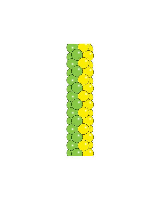 Гирлянда из шаров №3