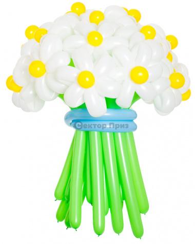 «Праздничный» — 23 цветка из шаров