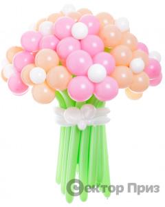 «Весенняя пора» — 23 цветка из шаров