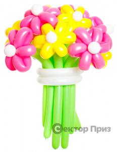 «Классический» — 13 цветов из шаров