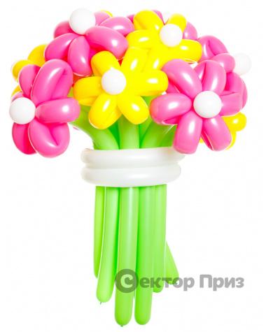 «Сладкоежка» — 15 цветов из шаров