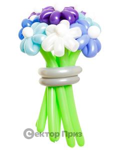 «Мега» — 9 цветов из шаров