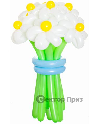 «Луговой» — 11 цветов из шаров