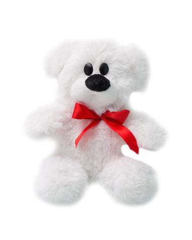 Игрушка «Медвежонок белый», 25см