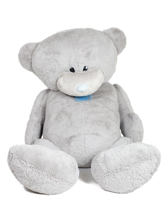 Игрушка «Медведь гигант серый». 300см