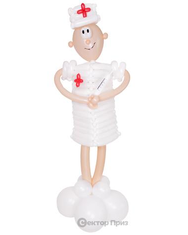 Фигура из шаров «Доктор»
