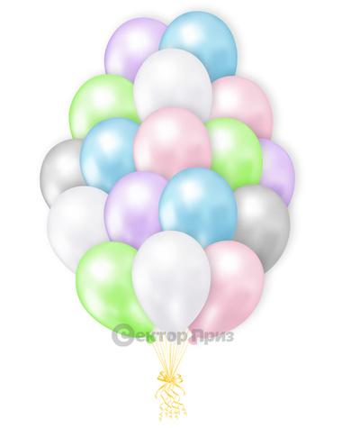 «Нежное чудо» - шары с гелием