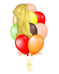 «Первое сентября» — шары с гелием. 15 шт.