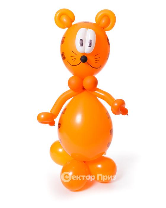 Фигура из шаров «Гарфилд»
