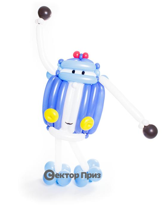 Фигура из шаров «Робот»