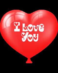 Сердцe I love you