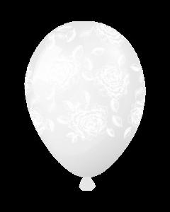 Элегантные розы, прозрачный