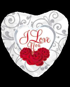 Я люблю тебя (розы)