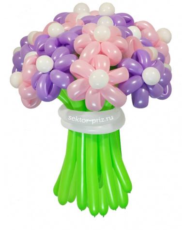 «Комильфо» — 23 цветка из шаров