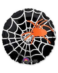 Паук оранжевый