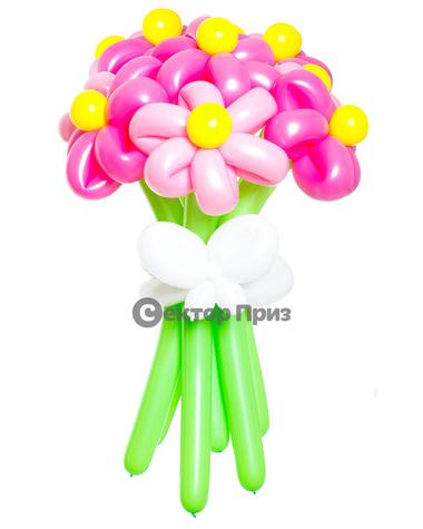 «Барби» — 11 цветов из шаров