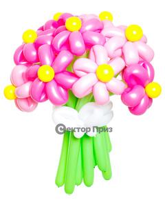 «Барби» — 15 цветов из шаров