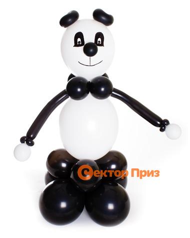Фигура из шаров «Большая панда»
