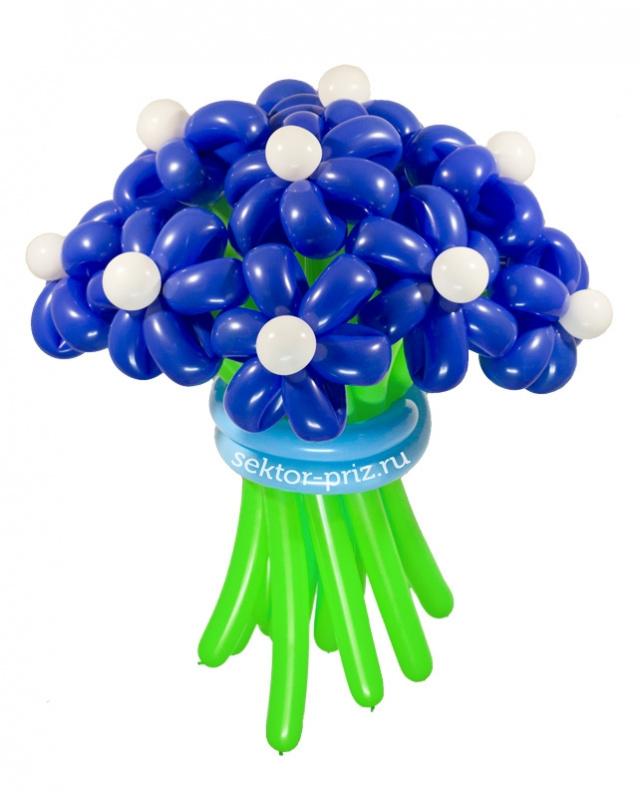 Название для букетов из шаров, цветочную композицию