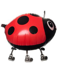 Ходячие шары, Ходячий шар (40 см) Божья коровка