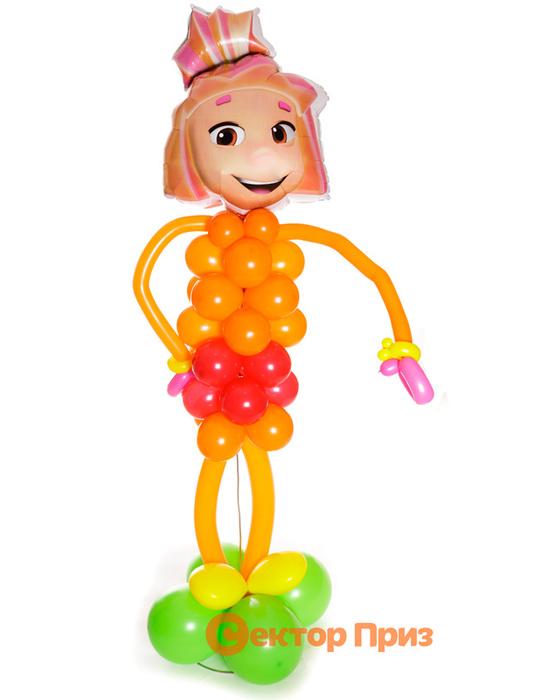 Фигура из шаров «Симка»