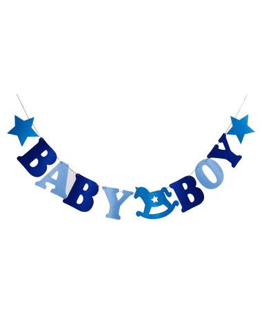 Растяжка «Это мальчик» № 33