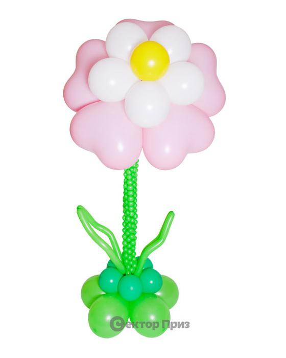 Фигура из шаров «Большой цветок»