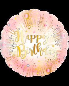 С Днем рождения (салют)
