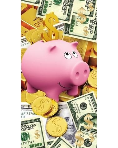 Конверт для денег №12
