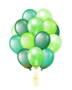 «Великолепие» — шары с гелием. 19 шт.