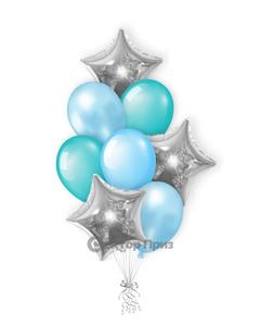 «Очарование» — шары с гелием. 12 шт.