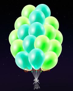 """Светящиеся шары """"Летние"""""""