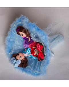 Букет из игрушек «Лапочка»