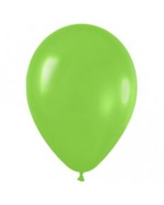 Шары ненадутые, Шар с воздухом лайм, 30 см. (031)