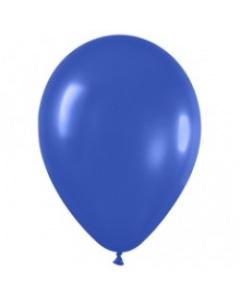 Шары ненадутые, Шар с воздухом синий, 30 см. (041)