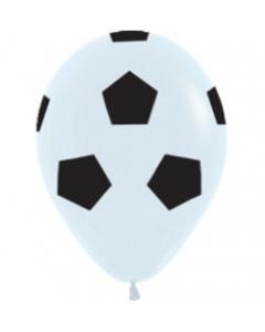 """Магазин необычных подарков, Шар с воздухом """"Футбольный мяч"""", 30 см."""