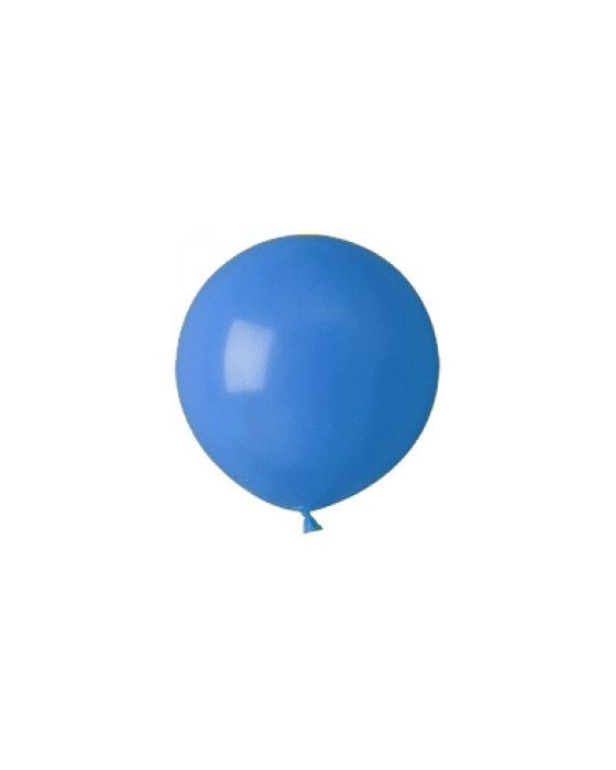 Шар с воздухом голубой, 91 см. (040)