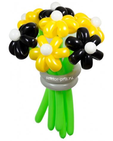 «Пчёлка Майя» — 7 цветов из шаров