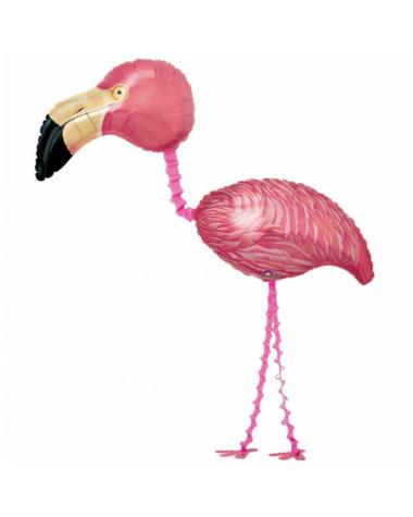 Ходячий шар (145 см) Фламинго