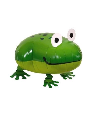 Ходячий шар (40 см) Лягушка