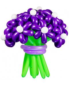 Букеты из воздушных шаров, «Дежавю» — 13 цветов из шаров
